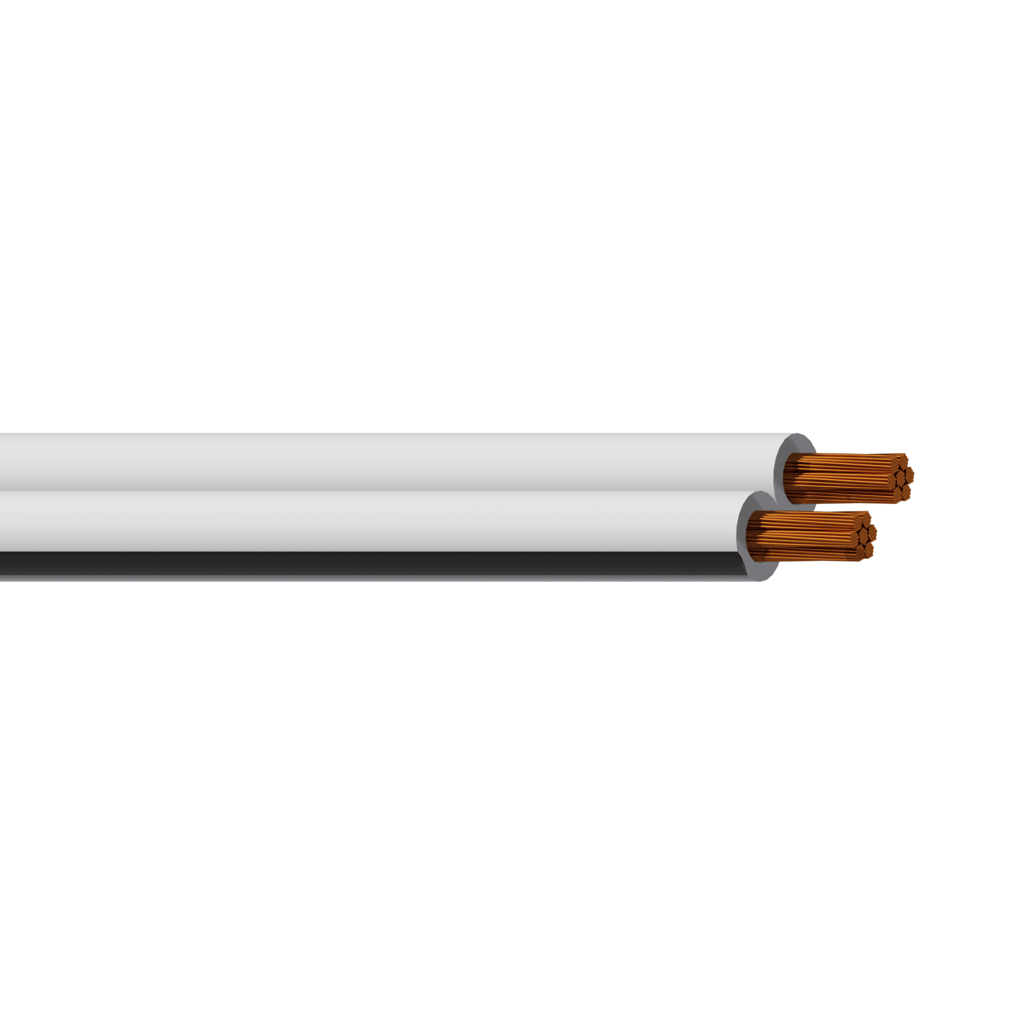 RZ07 - Loudspeaker cable - 2 x 0.75 mm² - 18 AWG