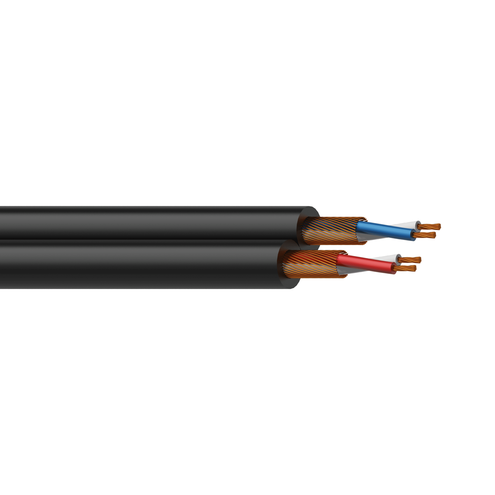 SIG58 - Balanced signal cable - flex 4 x 0.16 mm² - 25 AWG