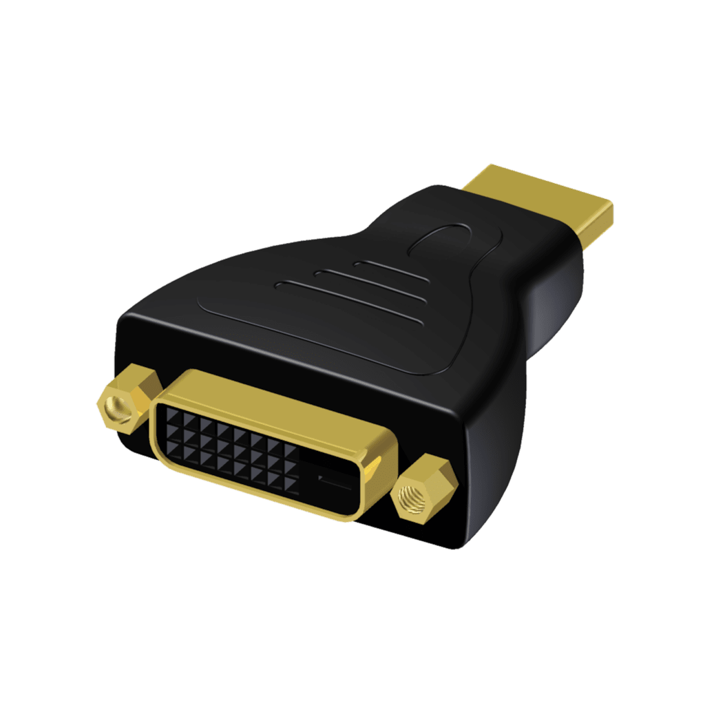 VA420 - Adapter - HDMI male - DVI female - single link