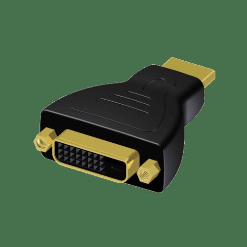 VA420 - Adapter - HDMI male - DVI female - single link