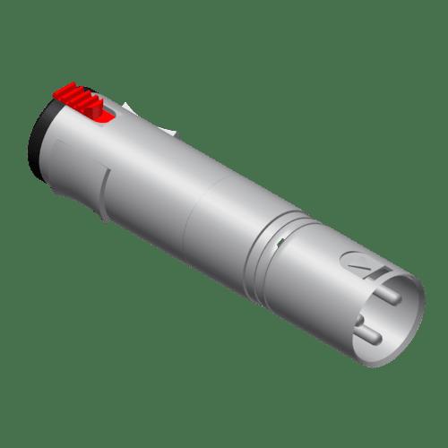 VC115 - Adapter - XLR male - 6.3 mm Jack female stereo