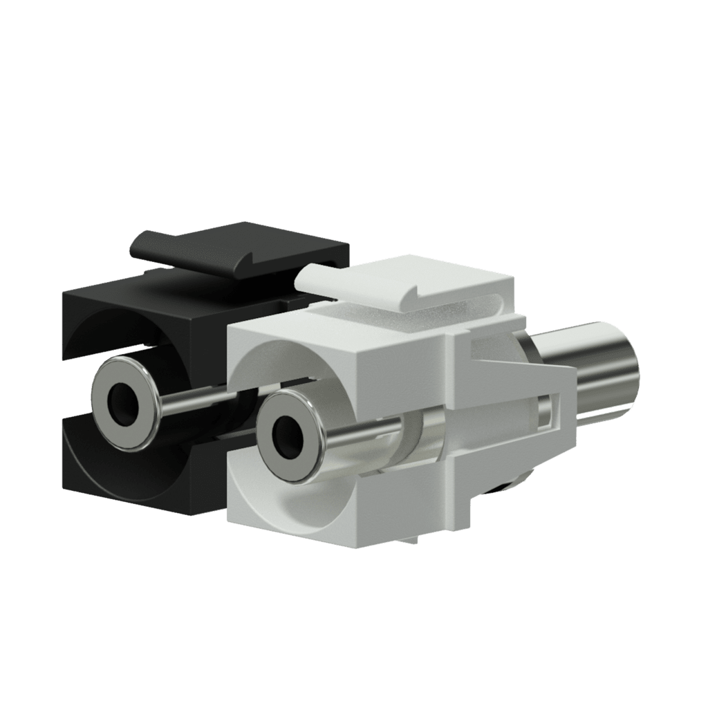 VCK310 - Keystone adapter - 3.5 mm Jack female - 3.5 mm Jack female