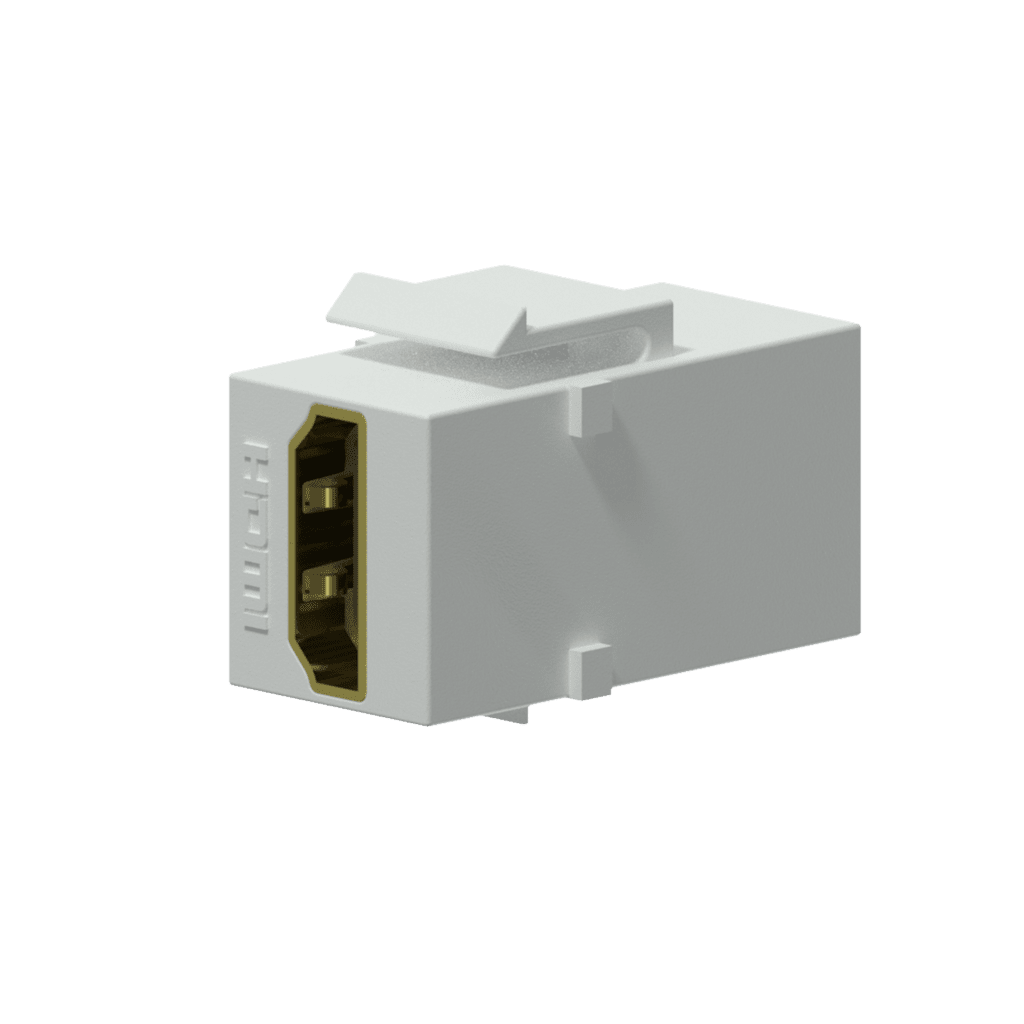 VCK452 - Keystone adapter - HDMI A female - HDMI A female