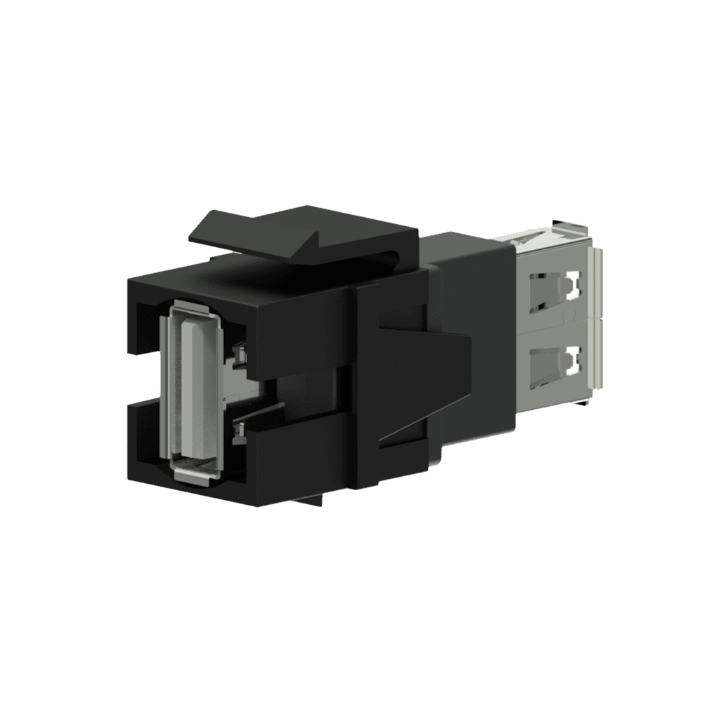 VCK622 - Keystone adapter - USB 2.0 A - USB 2.0 A