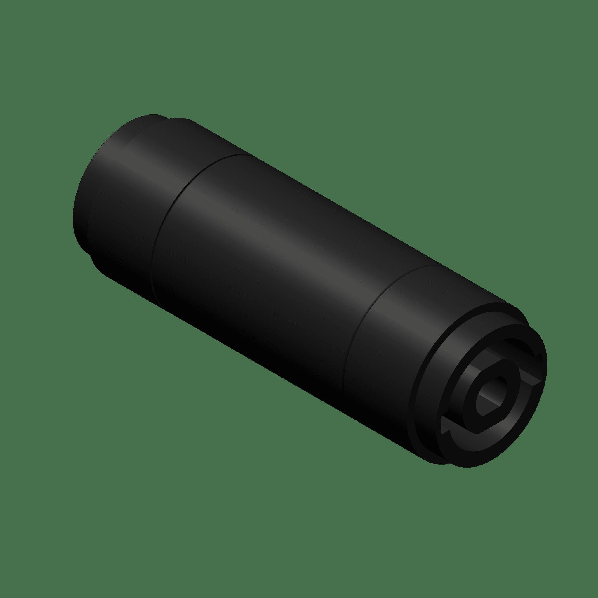 VCL4MM - Adapter - 4-pin speaker male - 4-pin speaker male