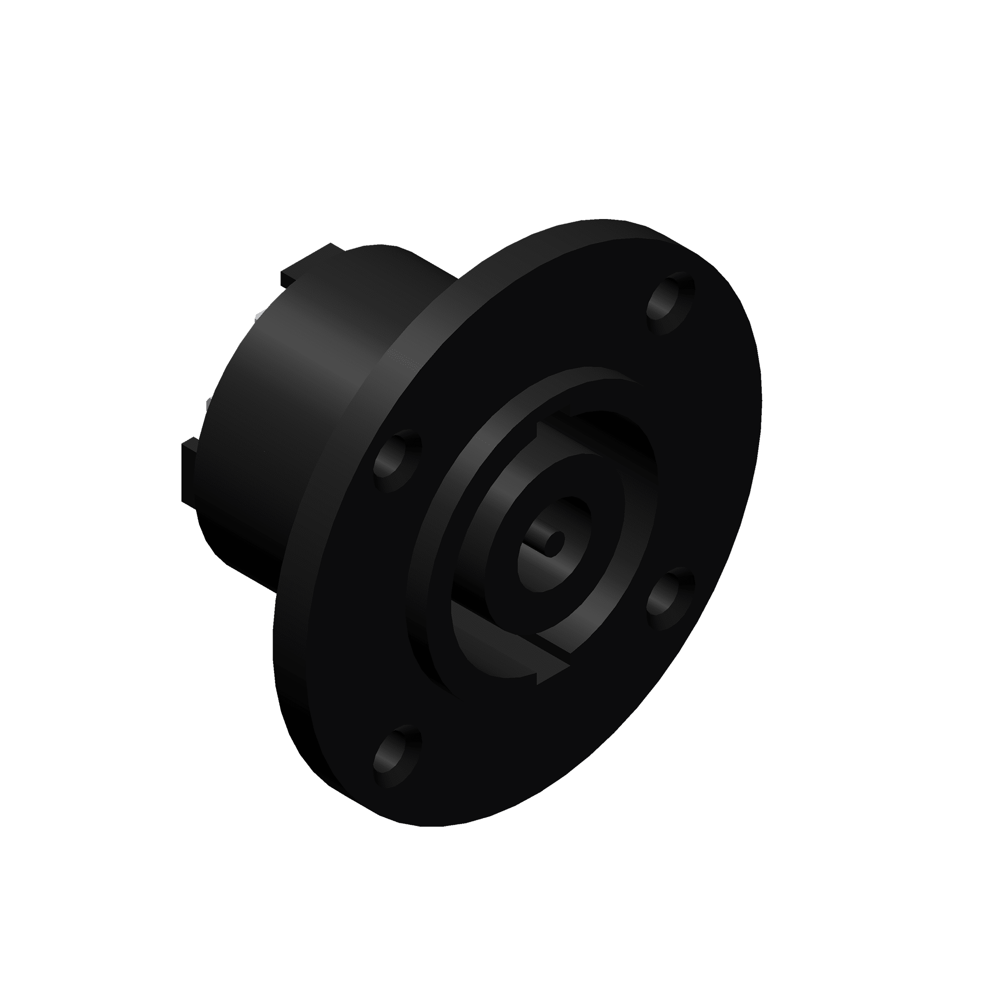 VCL8MP - Panel connector - 8-pin speaker male