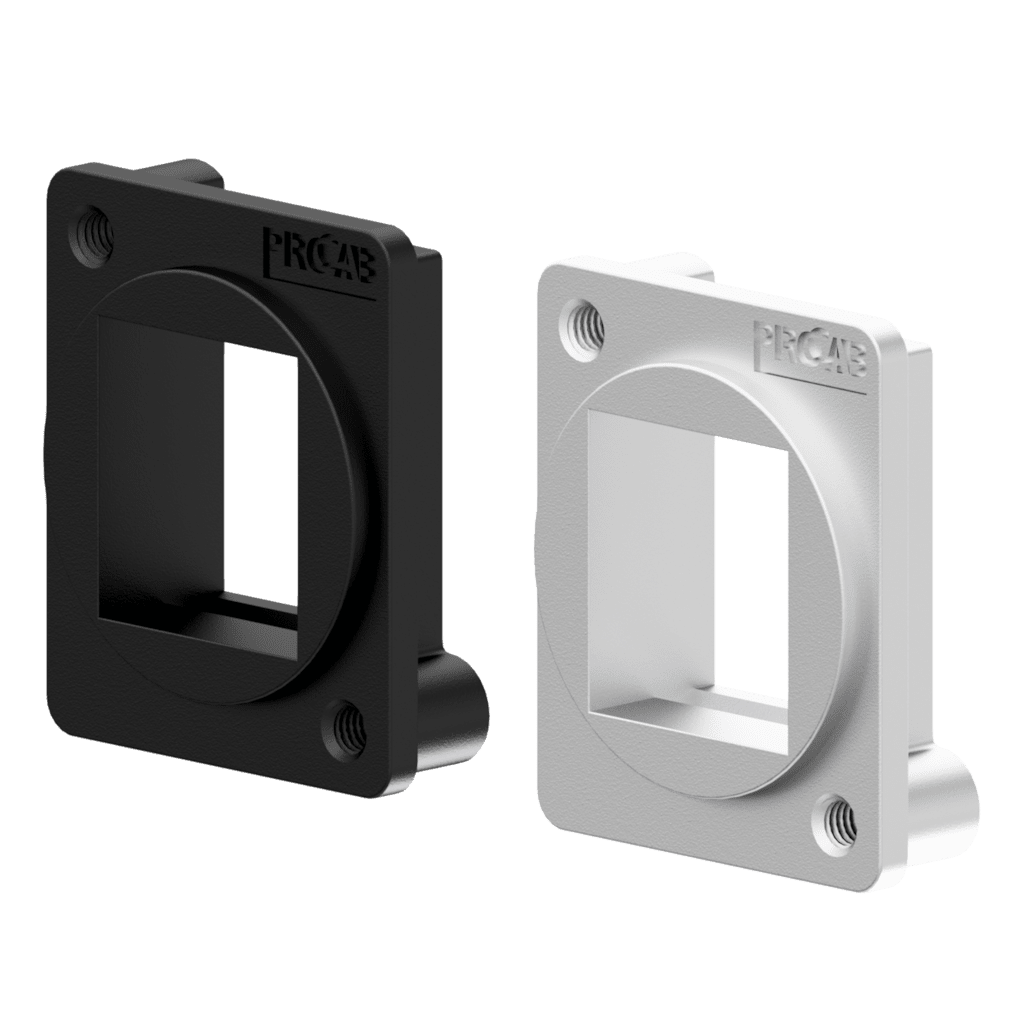 VDK10 - D-size keystone adapter