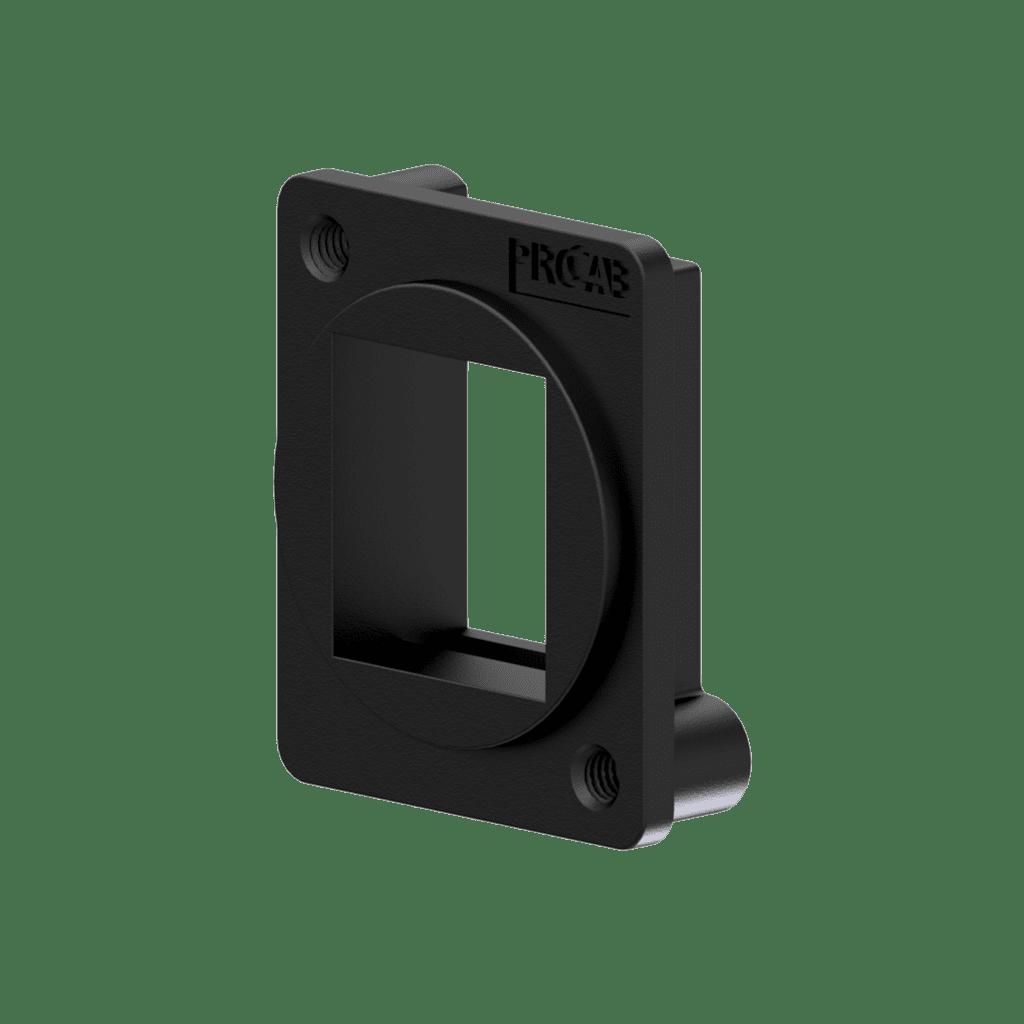 VDK10 - D-size keystone adapter