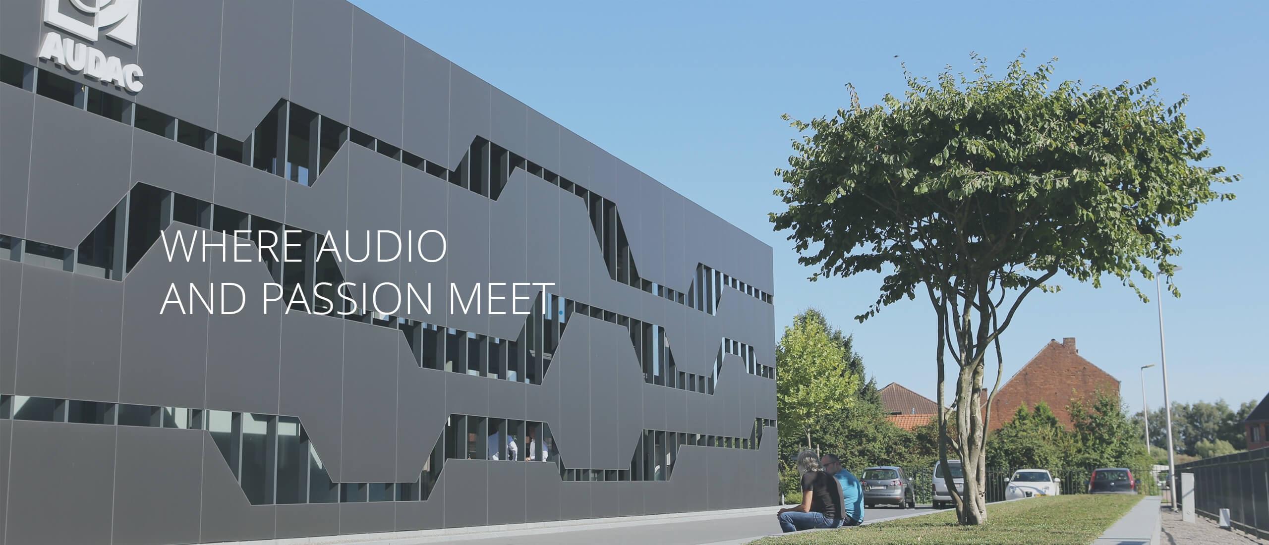 AUDAC Experience Center