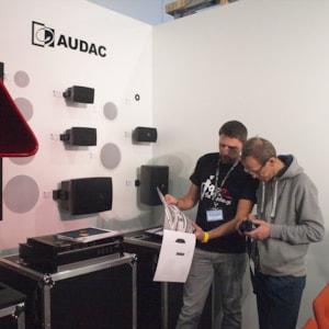 Visit AUDAC at Ukrainian Music Fair 2019