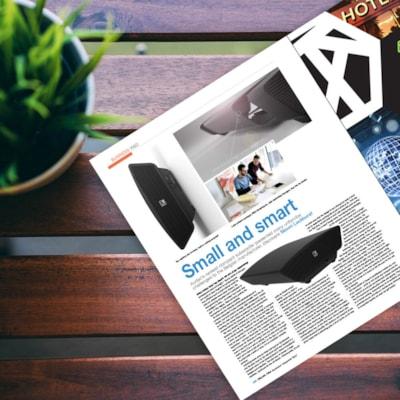 NOBA8 in PRO AVL Magazine