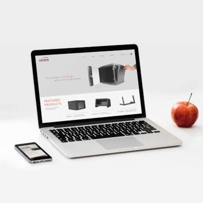 Launch new CAYMON website