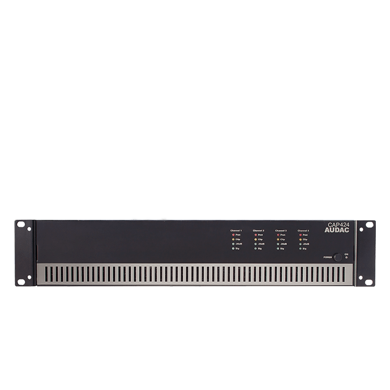 100V power amplifiers