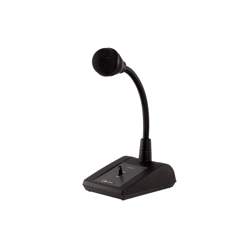 Dynamic paging microphones