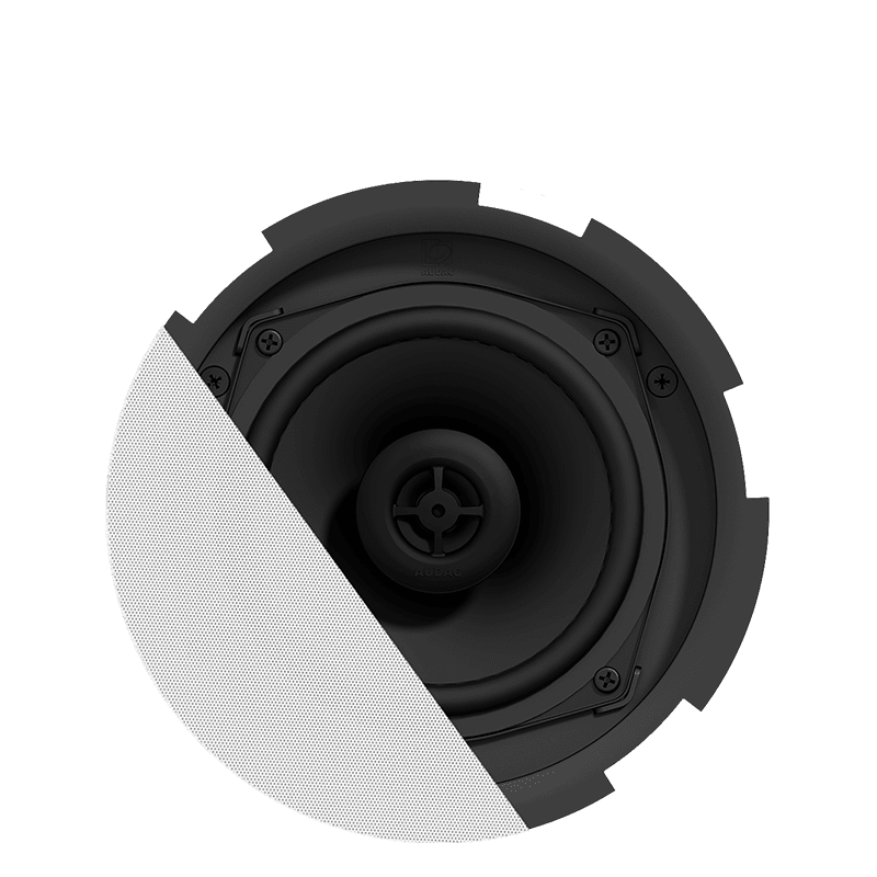 QuickFit™ ceiling loudspeakers