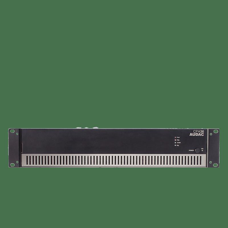 Single channel 100V amplifiers
