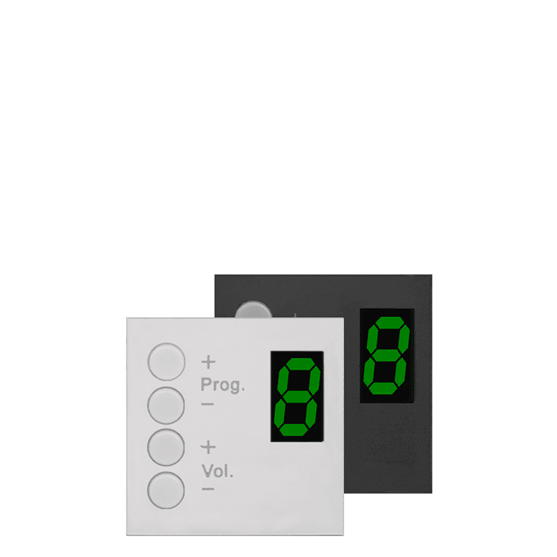 Smart wall controllers