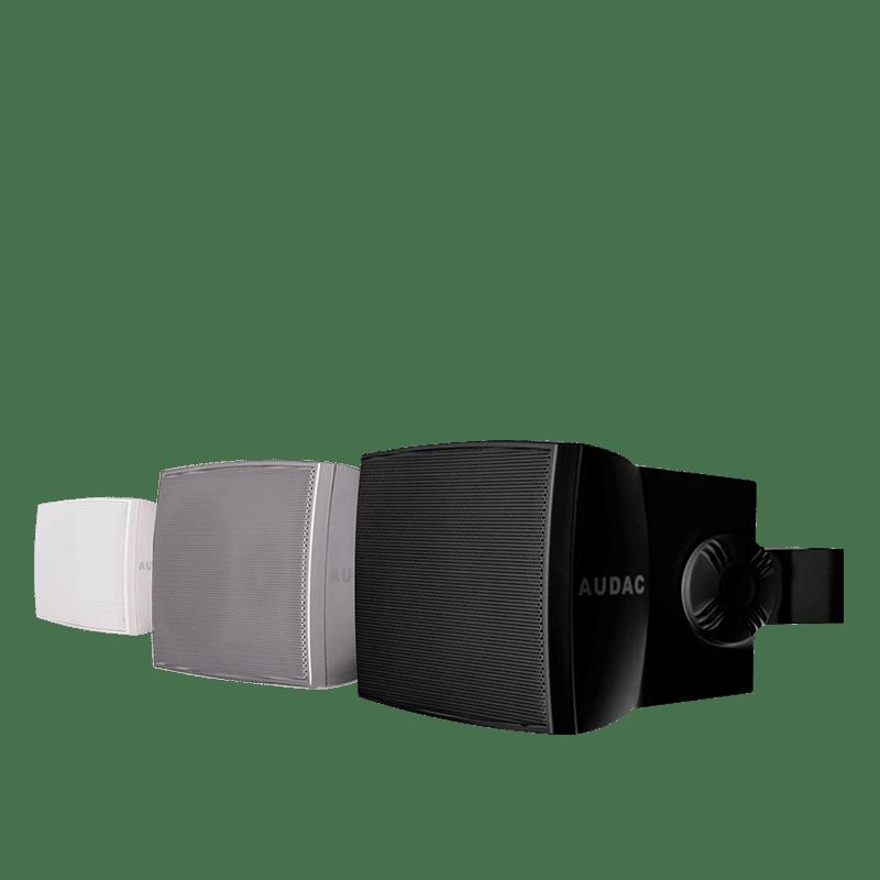 Universal wall loudspeakers