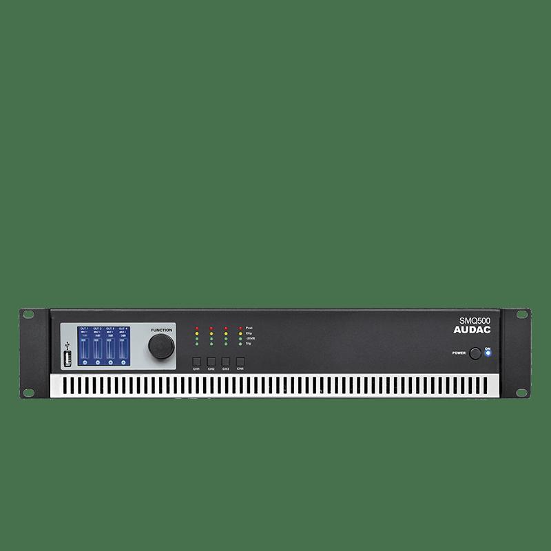 WaveDynamics power amplifiers
