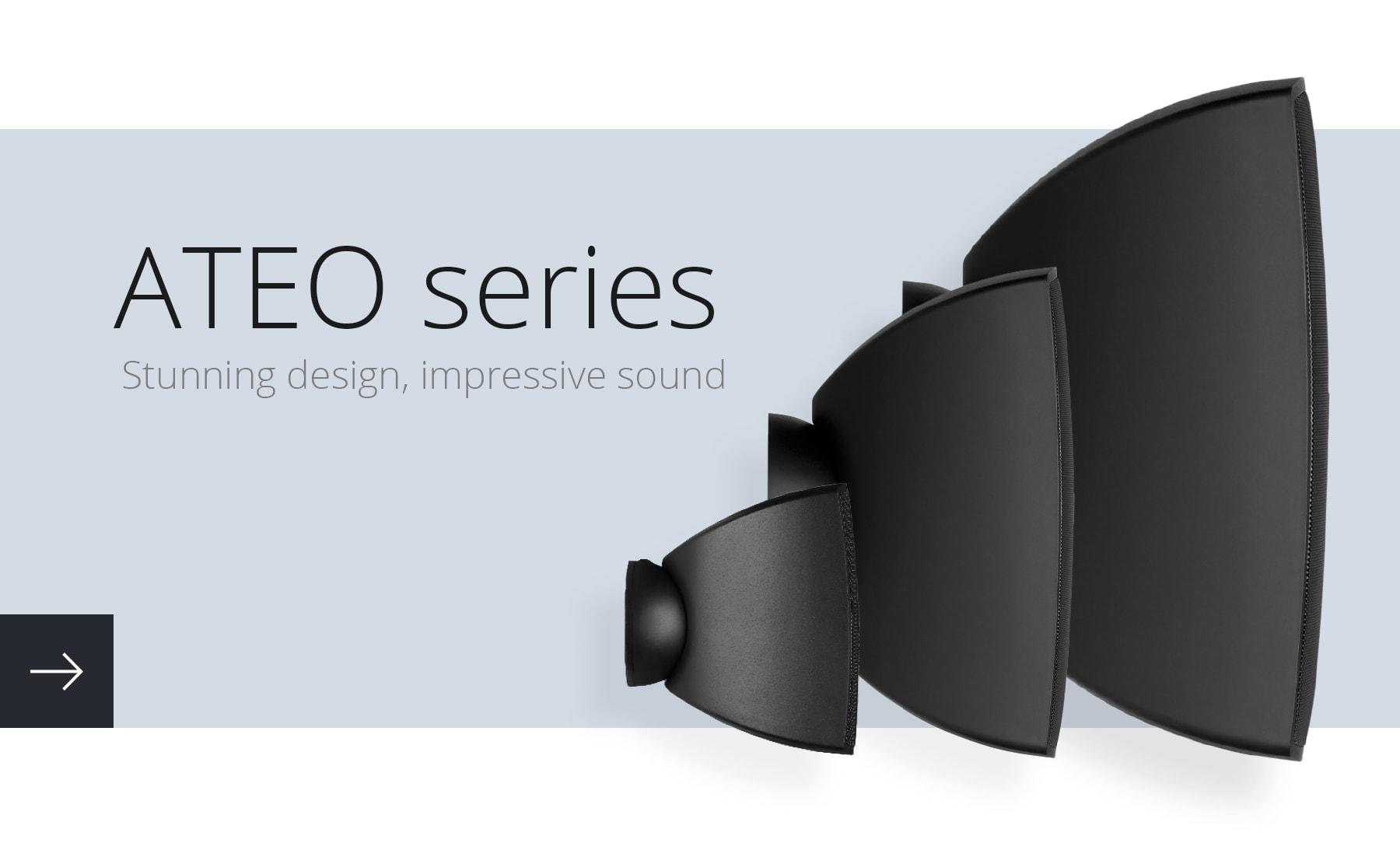 Bright sound, effortless installation